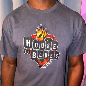 Dope House of Blues Orlando Tee